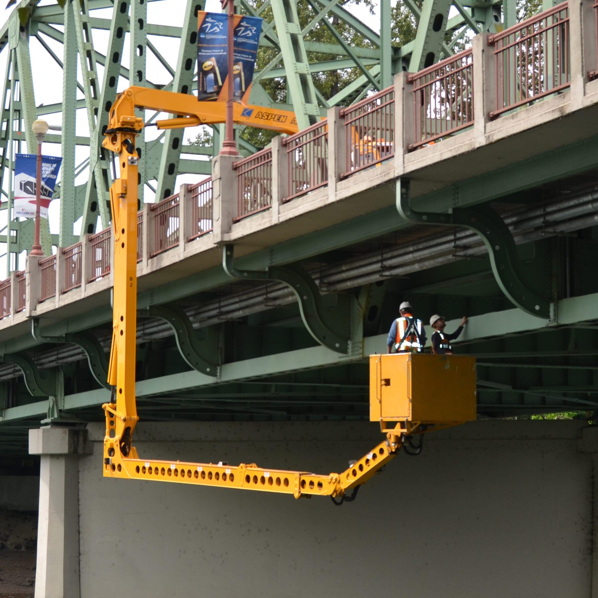 Ferry Street Bridge Inspection