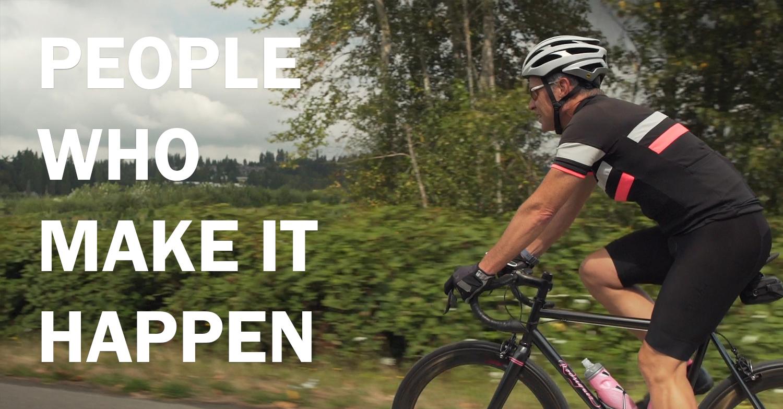 People Who Make It Happy - Stewart Osgood